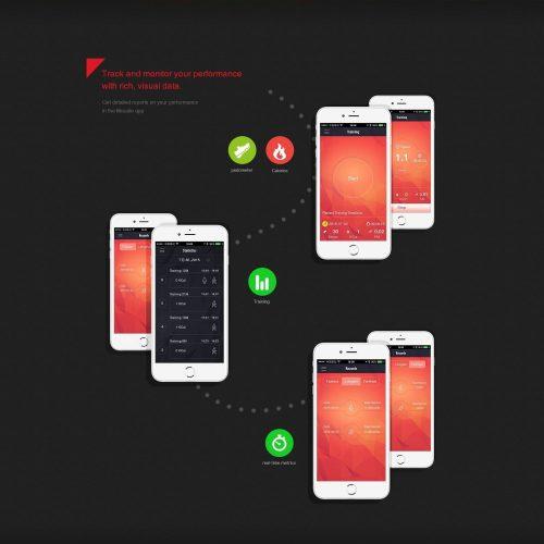 Moudio Tracking App
