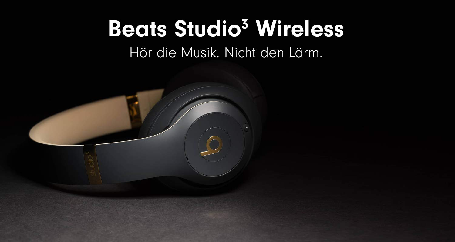 Beats Studio 3 Test